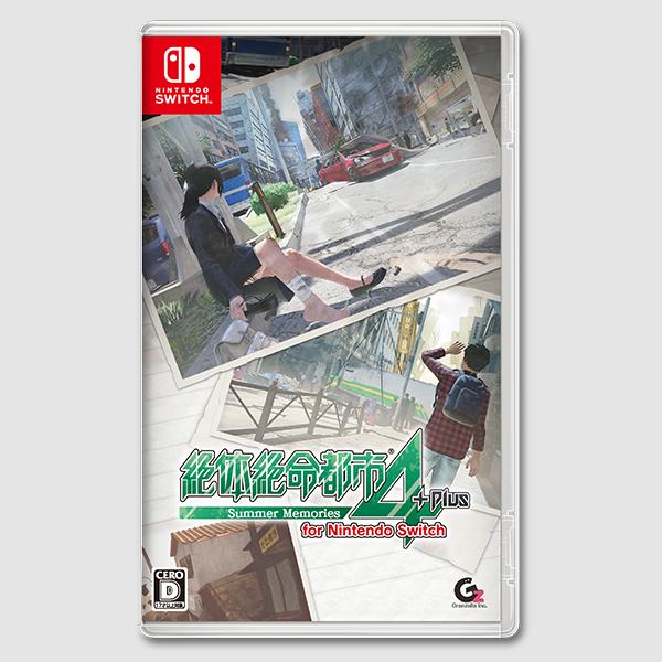 【ゲームソフト】絶体絶命都市4Plus -Summer Memories- for Nintendo Switch